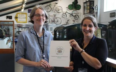 Tiverton Museum Earns 2018 TripAdviser Certificate of Excellence