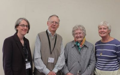 Tiverton Museum Thanks Two Super Volunteers