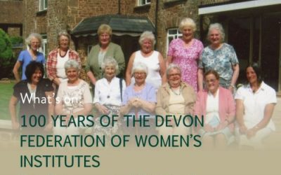 100 Years of the Devon WI exhibition