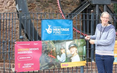 We've re-opened thanks to National Lottery support