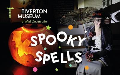 Museum at Night: Halloween Theme