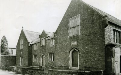 A history of fundraising for the National School building