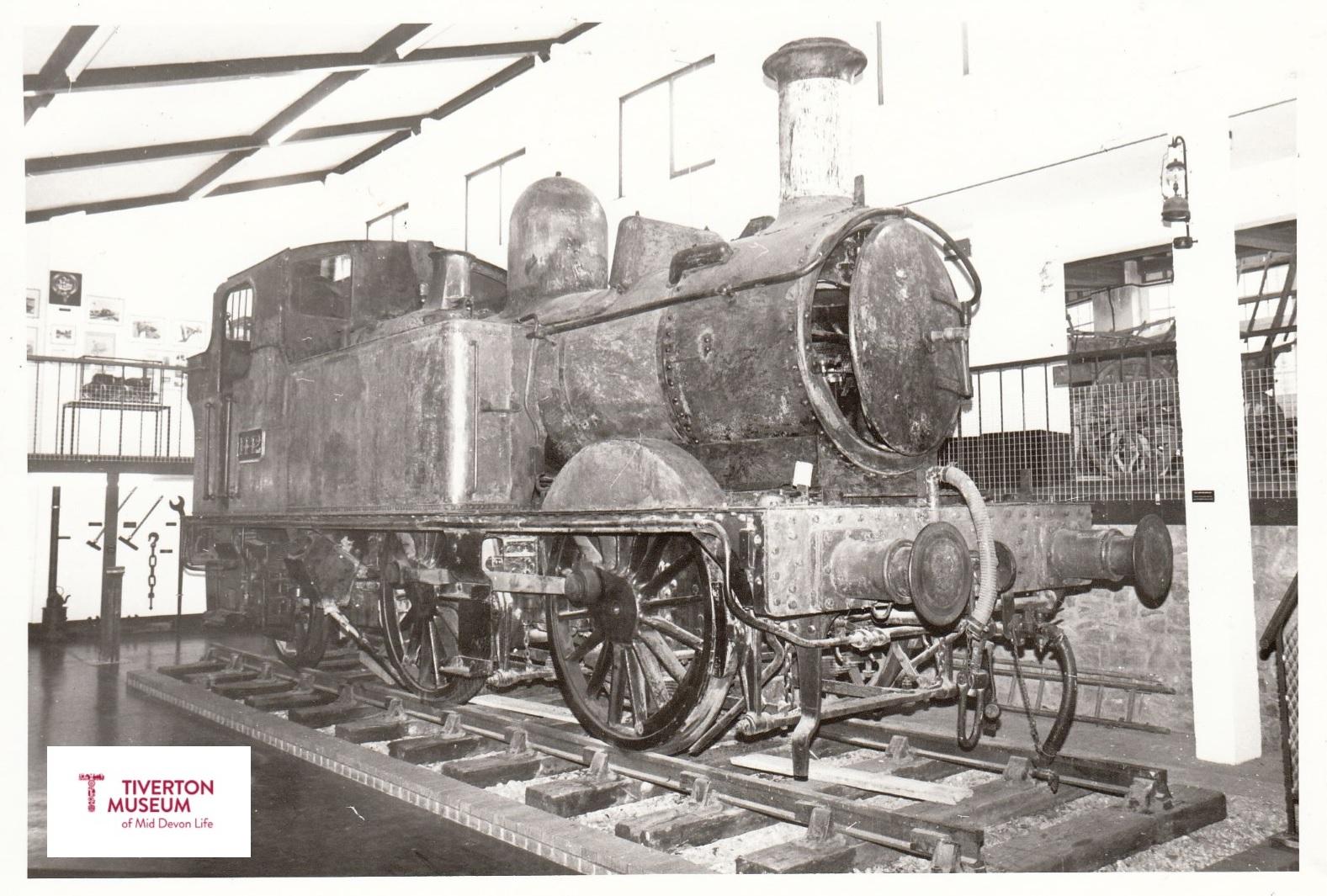 Tivvy Bumper steam engine